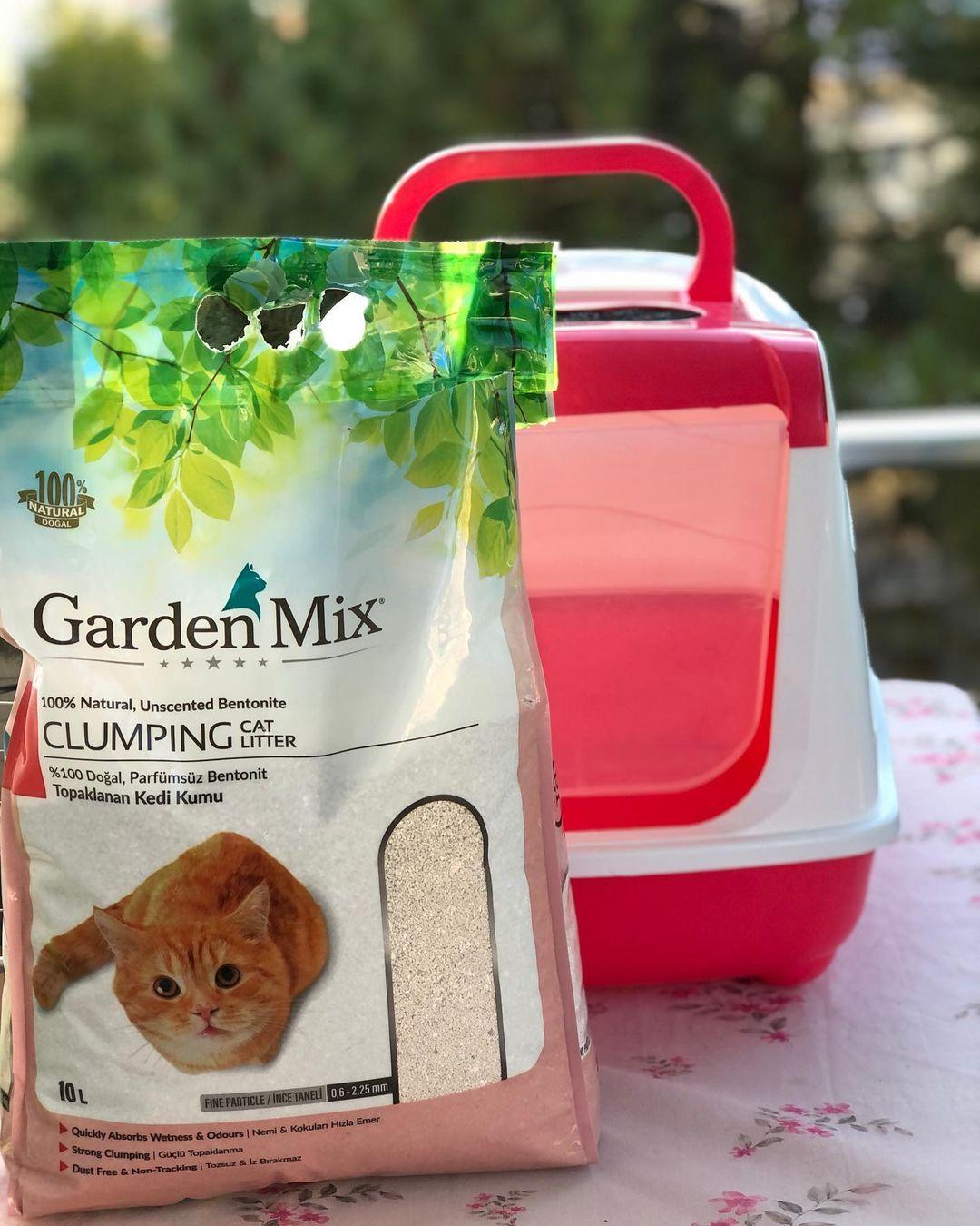 Garden Mix Kokusuz Kedi Kumu  İnceleme