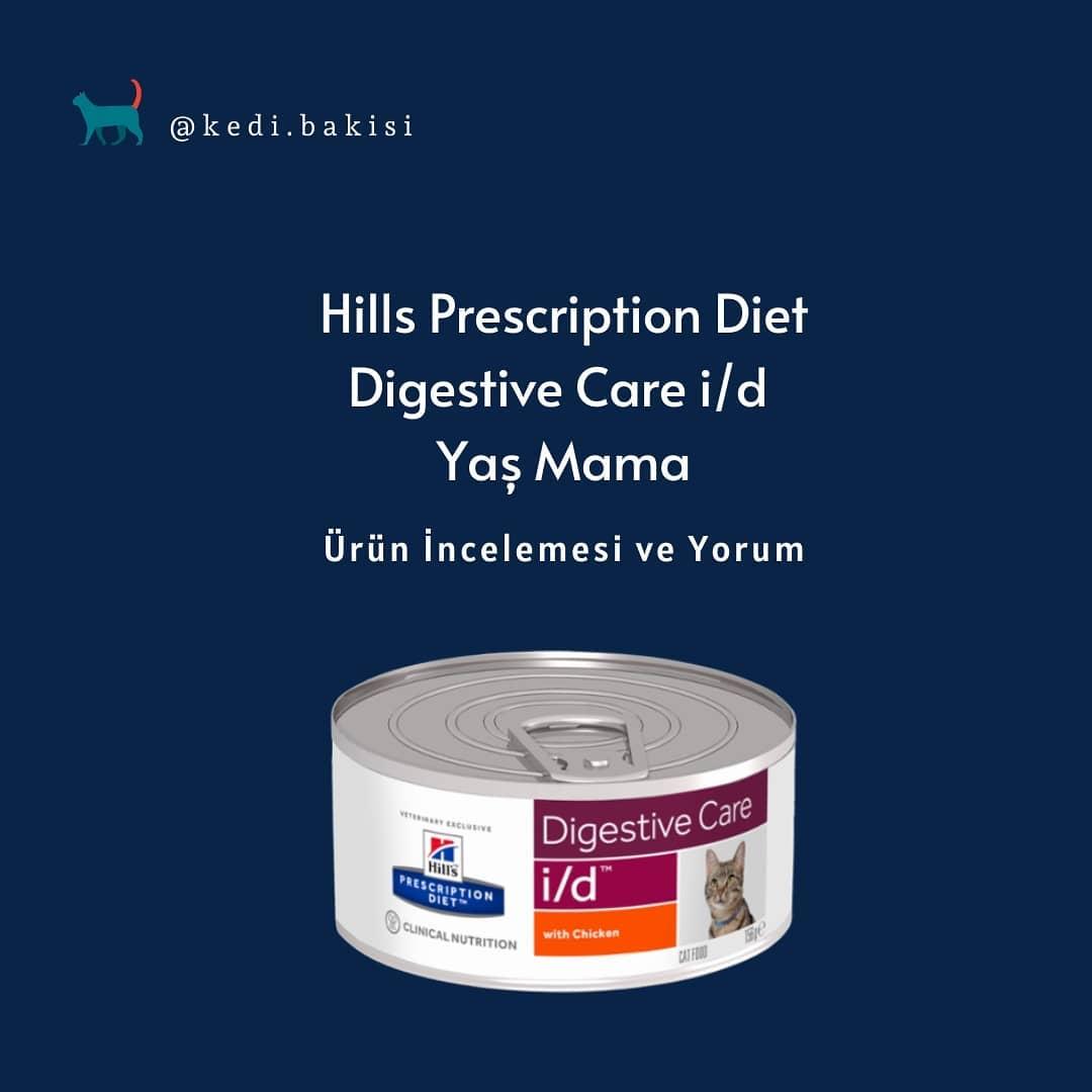 Hills Digestive Diet Id Mama incelemesi